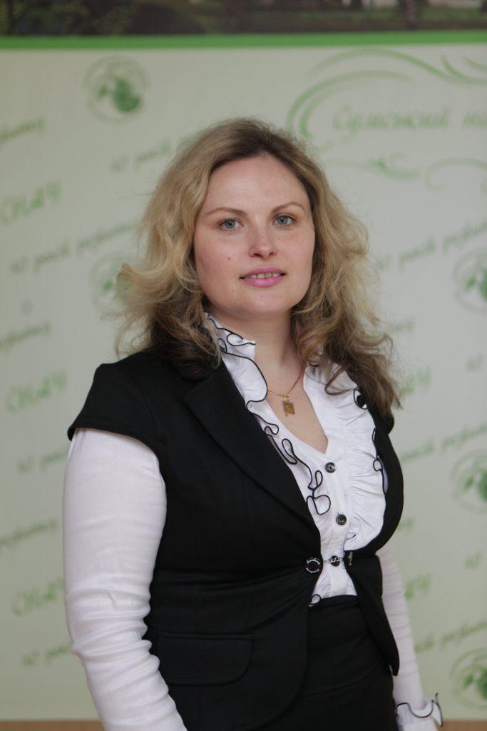 Степанова Тетяна Михайлівна