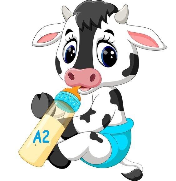Просимо вибрати логотип для молока А2